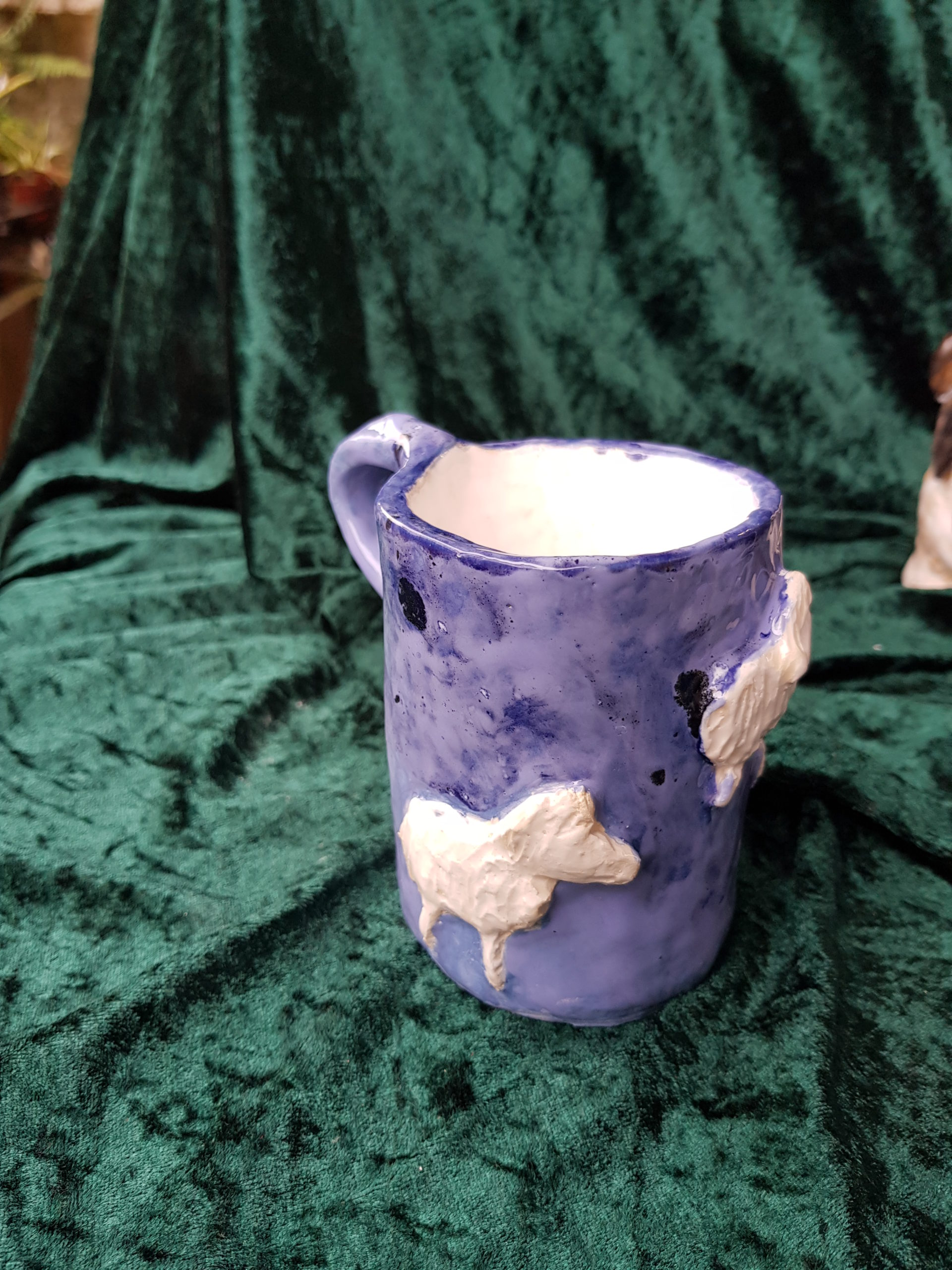 Keramik Objekte / Skulpturen