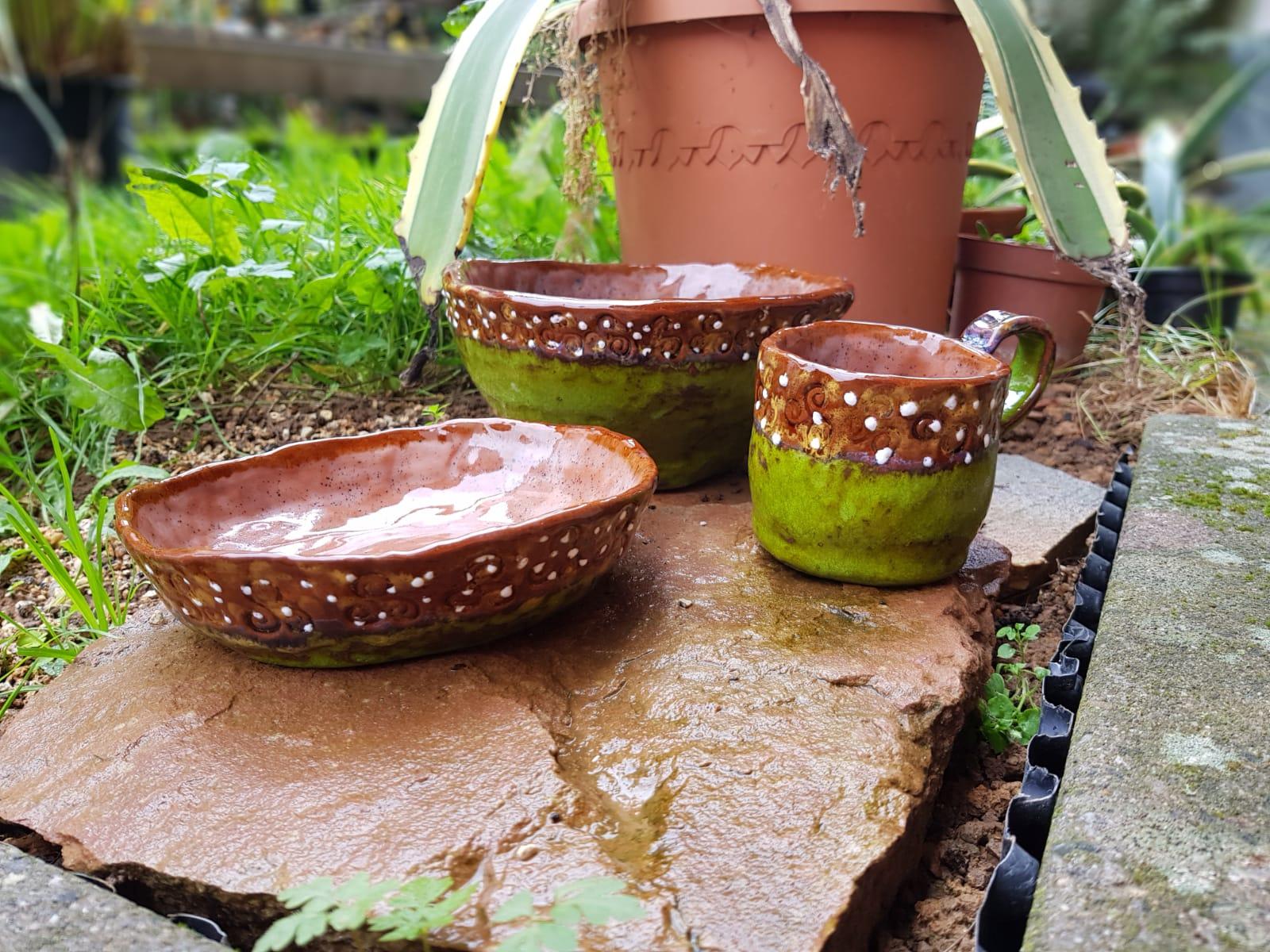 Keramik – Eindrücke aus Kursen